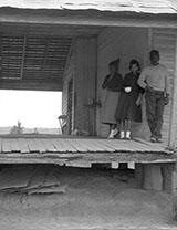 Dogtrot cabin