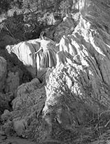 Erosion pattern