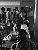 Negro school