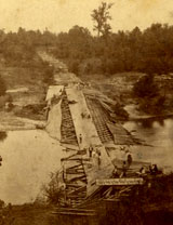 Bridge across the Pearl River