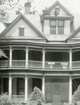 Superintendent's home
