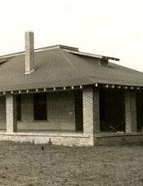 Housing for Negro prisoners