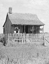 Plantation cabin (Negro)