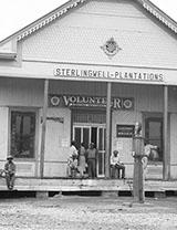A plantation store