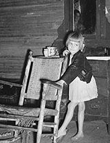 Laurel Sharecropper's Daughter