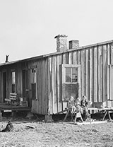 Laurel Sharecropper's House