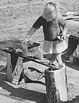 Tenant Farmer's Child
