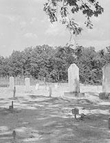 Tenant farmers' cemetery