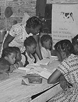 Tenant Children in School