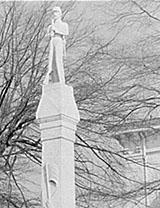 Oxford Confederate Monument