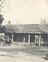 A 'Dog-Trot' Cabin