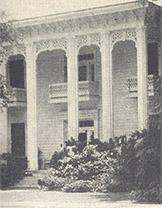 McGahey House, a Black Prairie Home