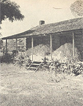 A Cabin in the Cotton
