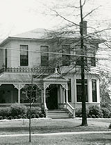 Stowers-Longest house