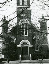 Jefferson church