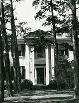 Rowan Oak in 1949