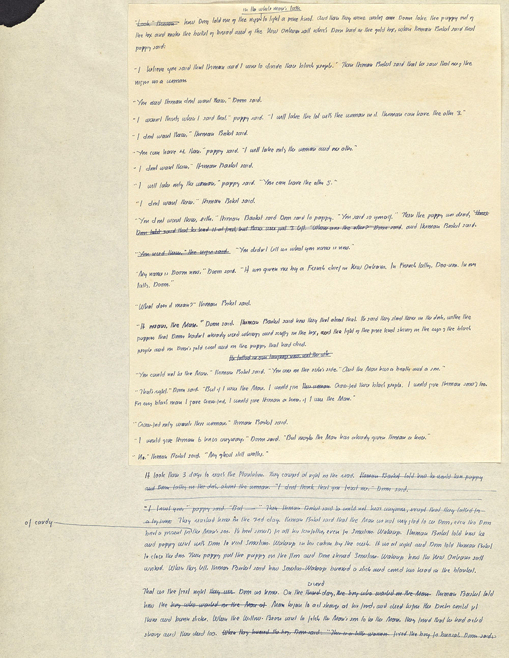 Page 3, A Justice Ms