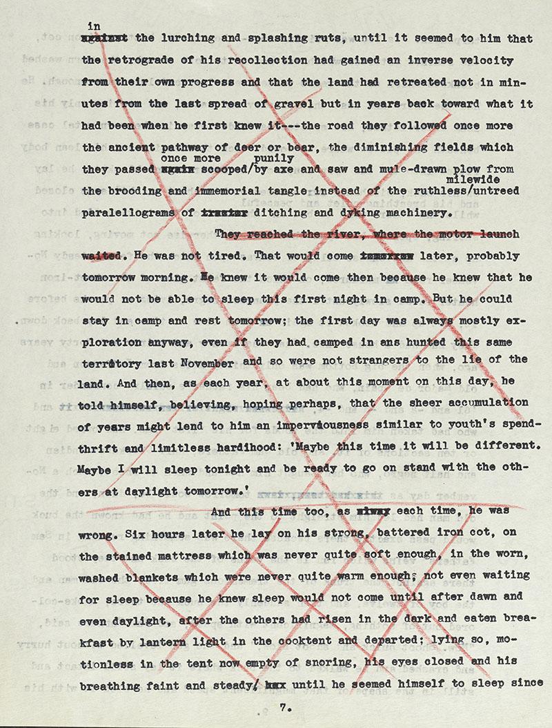 Page 8 Verso, Delta Autumn Ts