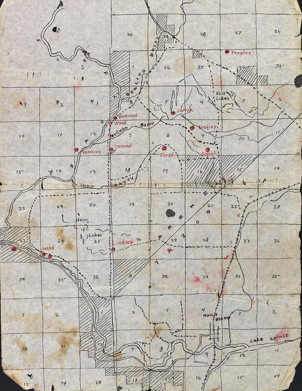Hand-Drawn Map 2