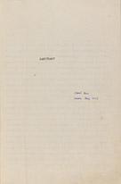 Title Page, Sanctuary Ts