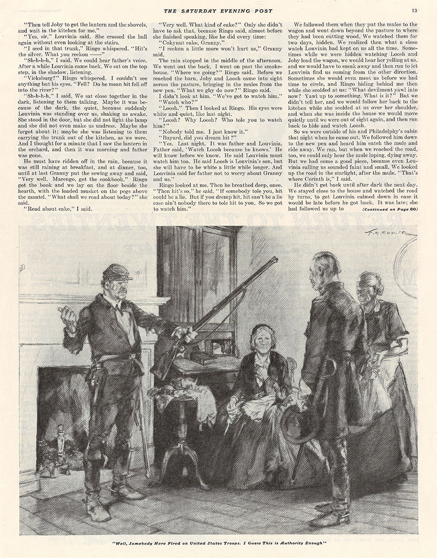 Page 13, 29 September 1934 Saturday Evening Post