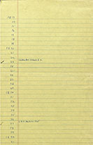 Page 1, Faulkner Ms Table, 1813-1841
