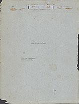 Title page, Miss Zilphia Gant Ts